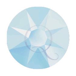 Flat Back Rhinestones - Blue Opal