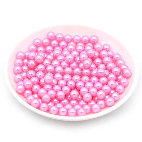 Vase Filler Pearls Pink 6mm / 8mm