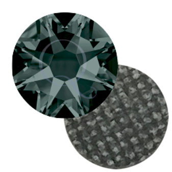 Hotfix Rhinestones - Black Diamond