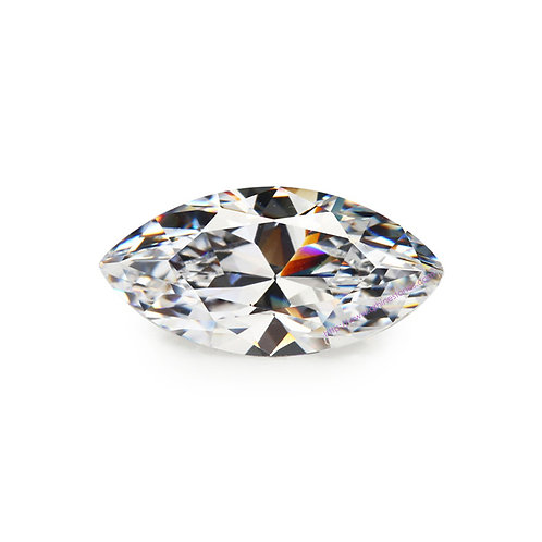 Navette Cubic Zirconia Loose Diamond AAAAA Grade