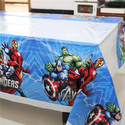 AVENGER plastic tablecover