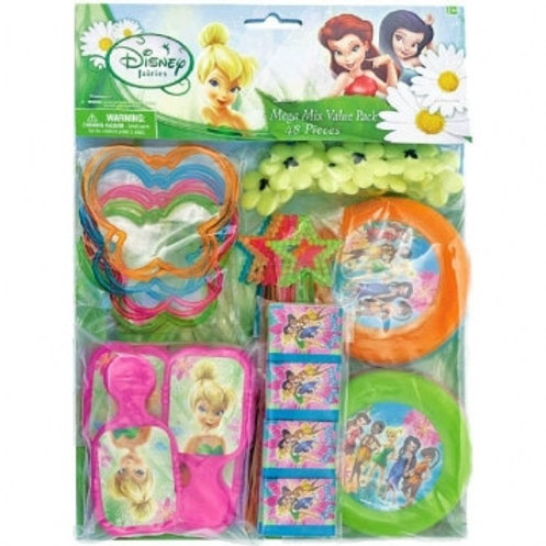 Tinkerbell Party Favors Value Pack