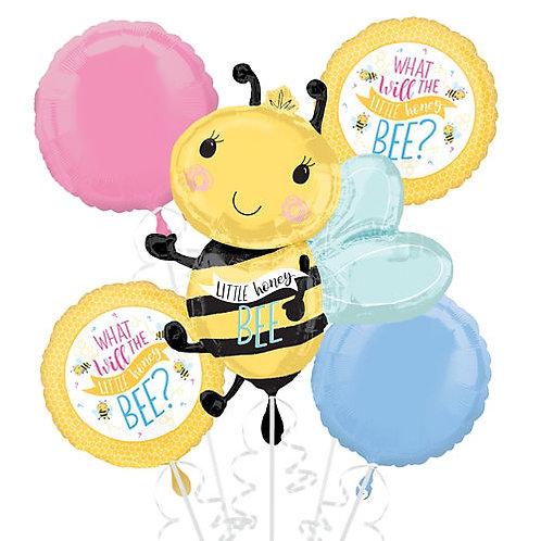 Balloon Bouquet Little Honey Bee