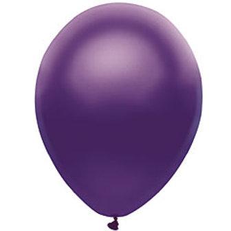Helium balloon - Pearl Purple 12 inch