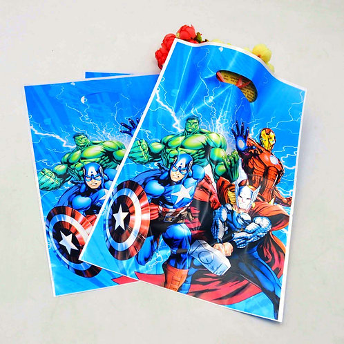 AVENGER loot party bags