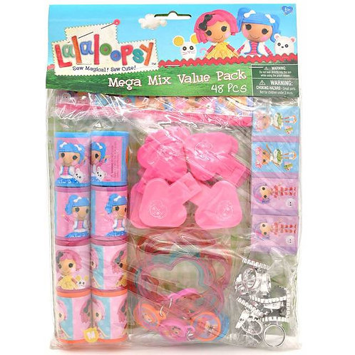 Lalaloopsy Party Favors Value Pack