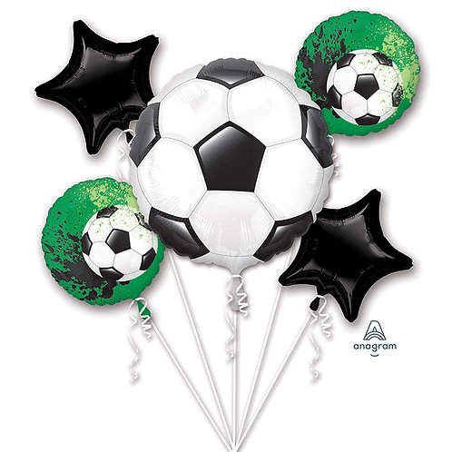 Balloon Bouquet Soccer