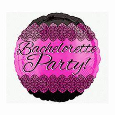Foil Balloon Bachelorette Party