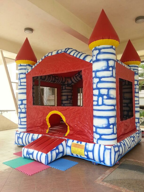 Bouncy Castle - Blue Castle