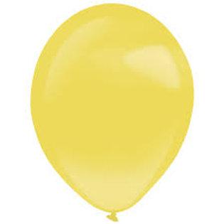 Helium balloon - Pearl Gold 12 inch