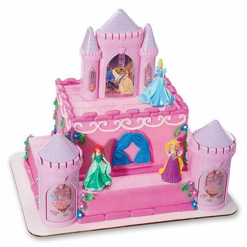 Disney Princess Tower Cake Decoration Kit