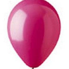Helium balloon - Standard Rose Pink 12 inch