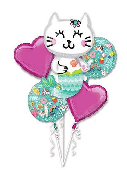 Balloon Bouquet Kittycorn