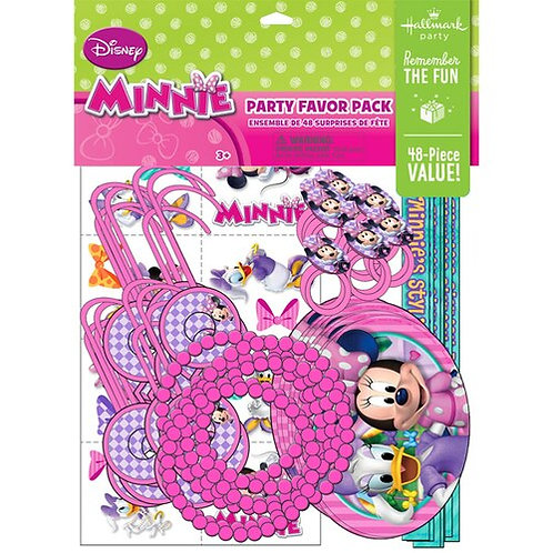 Minnie Mouse Party Favors Value Pack