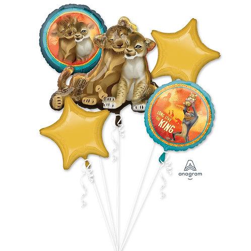 Balloon Bouquet Lion King Movie