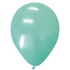 Helium balloon - Standard Mint Green 12 inch