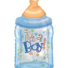 Balloon Super Shape Milk Baby Bottle