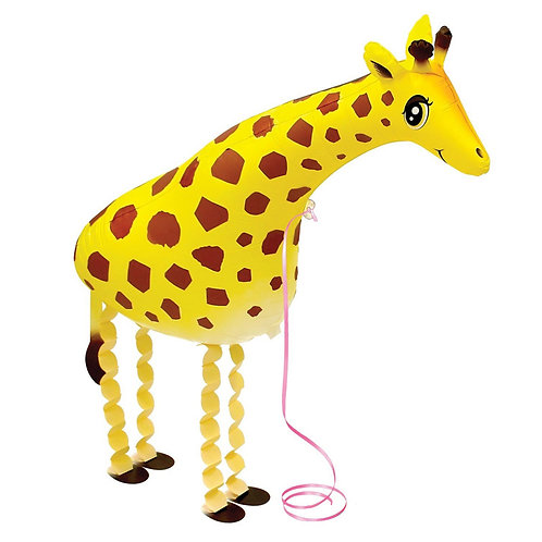 Animal Pet Balloon Giraffe