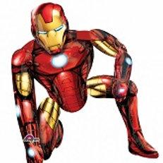 Balloon Airwalker Iron Man