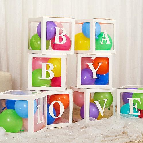 Deco Box Love / Baby