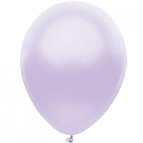 Helium balloon - Pearl Lilac 12 inch