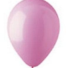 Helium balloon - Standard Pink 12 inch