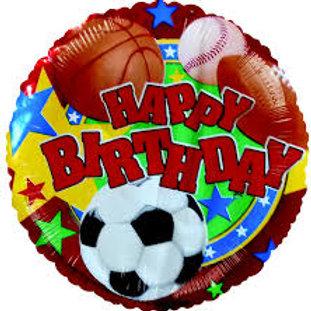 Foil Balloon Ball Sport
