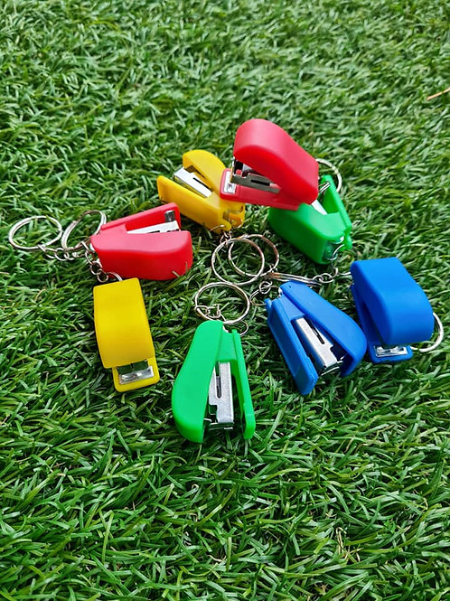 Mini Stapler Keyring