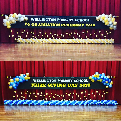 Decoration Service School Event
