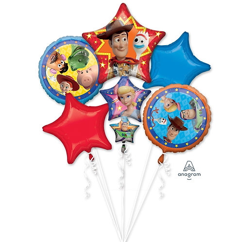 Balloon Bouquet Toy Story 4