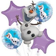 Balloon Bouquet Olaf