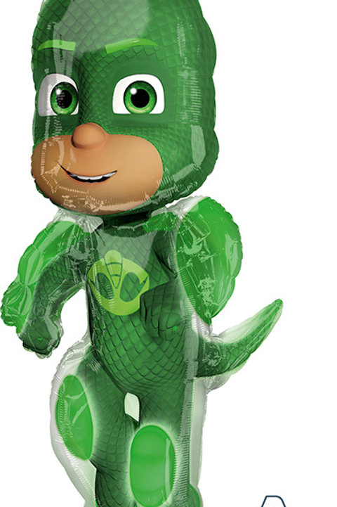 Balloon Super Shape PJ Mask Green