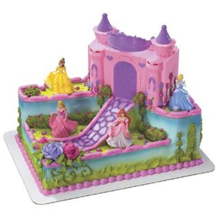 Disney Princess Castle Decopac 1