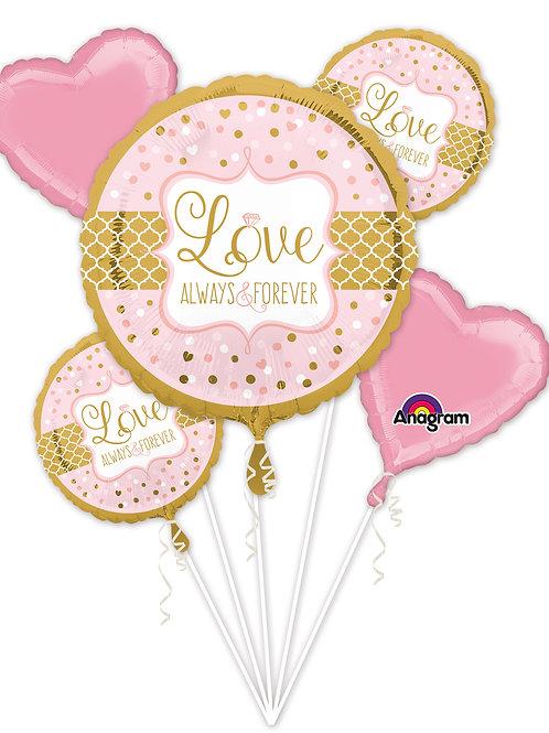 Balloon Bouque Love Sparkle