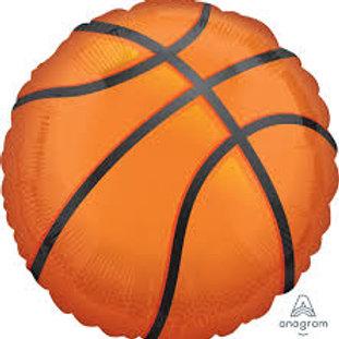 Foil Balloon Basketball