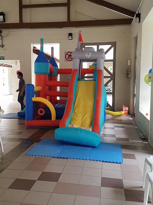 Bouncy Castle - 13 in 1 Knight Bouncy