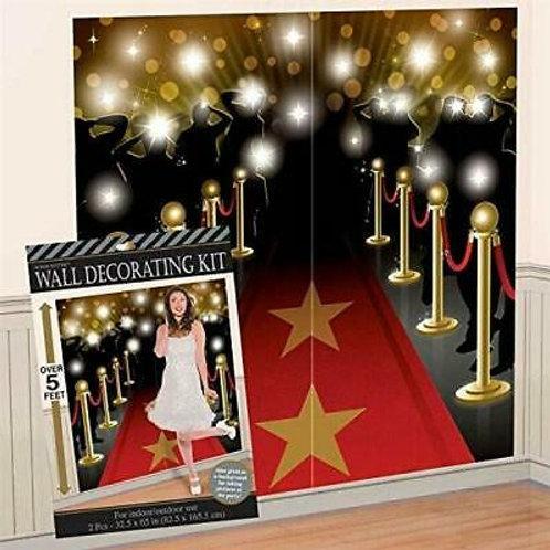 Scene Setter Hollywood Red Carpet