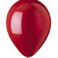 Helium balloon - Standard Red 12 inch