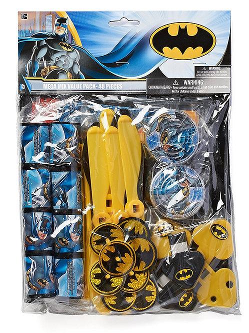 Batman Party Favors Value Pack