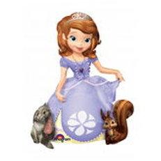 Balloon Airwalker Princess Sofia