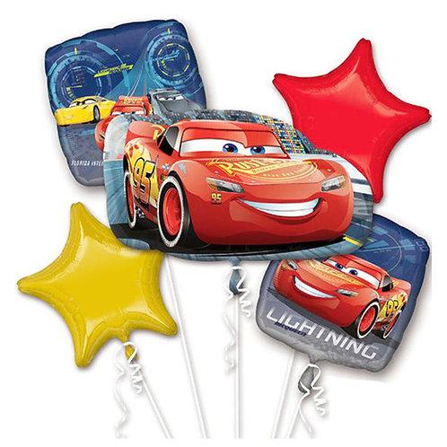 Balloon Bouquet Cars Macqueen