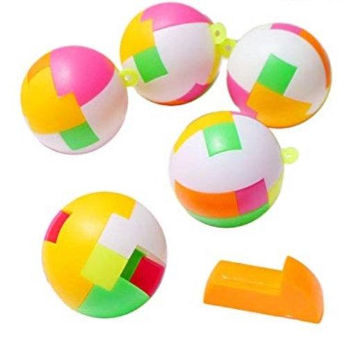 Puzzle Balls 10 pcs