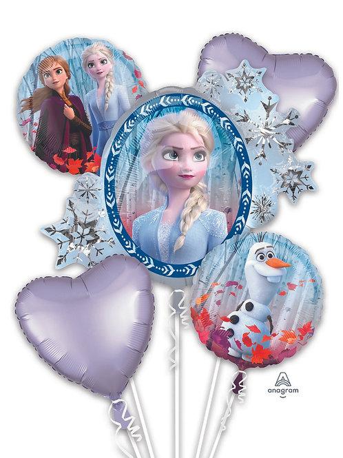 Balloon Bouquet Frozen 2