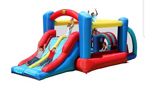 Bouncy Castle - Double Racer