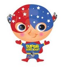 Balloon Super Shape Super Birthday