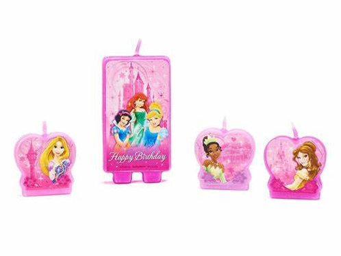 4 pieces Character Candles