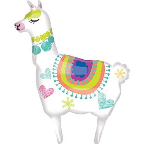 Balloon Super Shape Llama