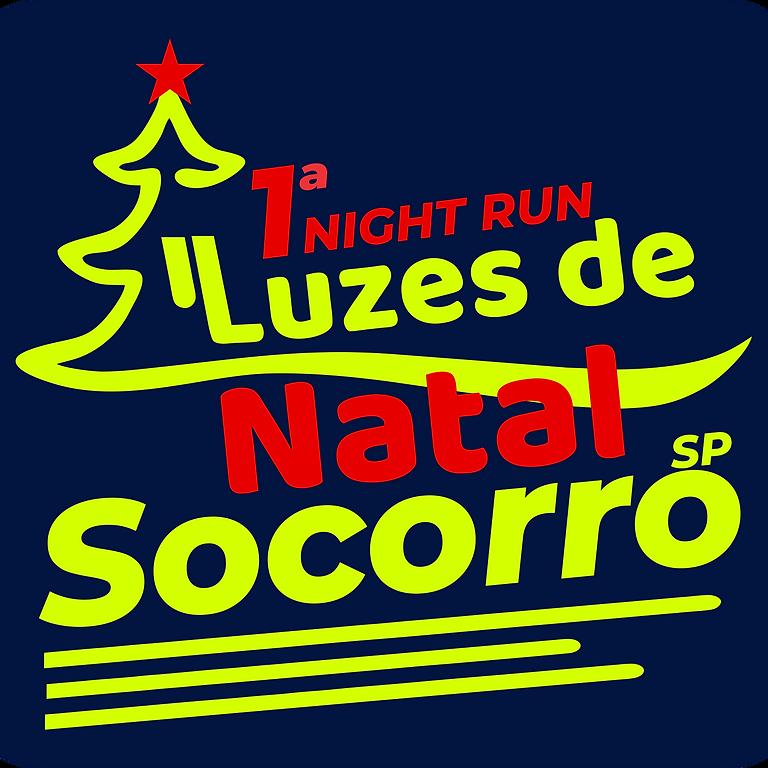 1ª NIGHT RUN LUZES DE NATAL SOCORRO/SP