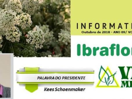 Palavra  do Presidente do Ibraflor Outubro 2018