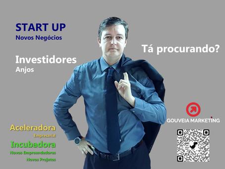 """Começa o Programa """"Startup - se"""" da Gouveia Marketing"""